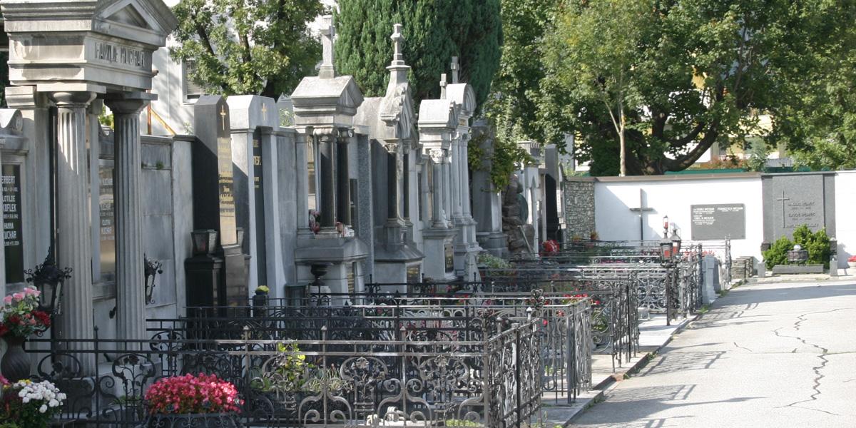 Friedhof - Grabgestaltung, Grablaternen